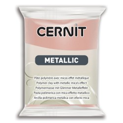 "Cernit Metallic ""Or rose"""