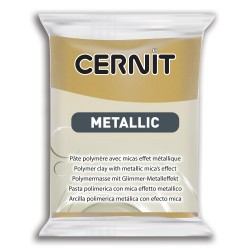 "Cernit Metallic ""Or riche"""