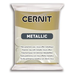 "Cernit Metallic ""Or Antique"""