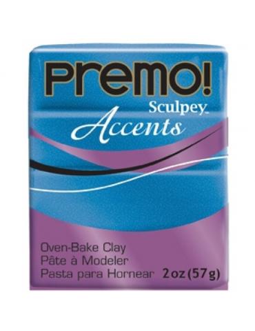 """Premo ACCENTS """"BLUE GLITTER"""""""