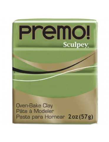 """Sculpey Premo """"SPANISH OLIVE"""""""