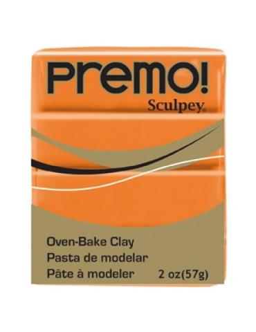 """Sculpey Premo """"ORANGE"""""""