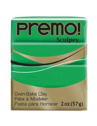 """Sculpey Premo """"GREEN"""""""