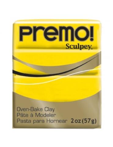 "Sculpey Premo ""CADMIUM YELLOW"""