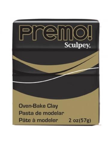 """Sculpey Premo """"BLACK"""""""