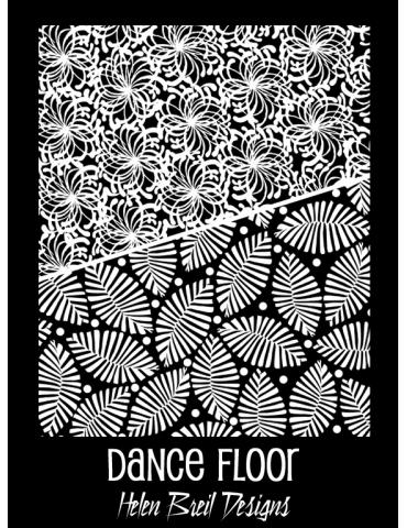 """Plaque de texture """"Dance..."""