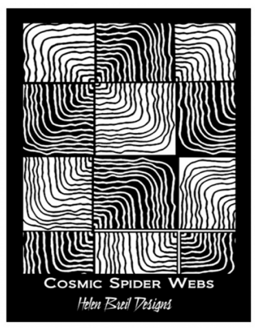 "Silkscreen ""Cosmic Spider..."