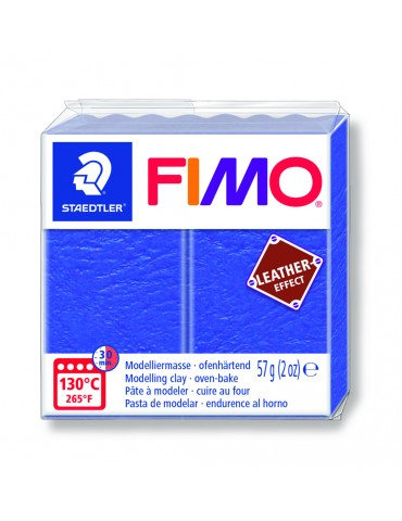 "Fimo Leather-Effect ""INDIGO"""