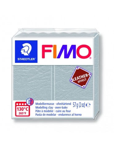 "Fimo Leather-Effect ""GRIS..."