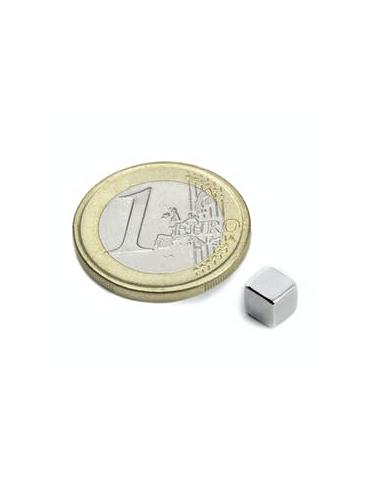 Aimant Néodyme Cubique 5 mm