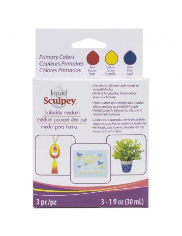 Sculpey polymère liquide...