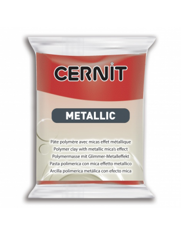 "Cernit Metallic ""Rouge"""