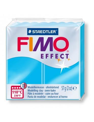 "Fimo Effet ""Néon Bleu"""