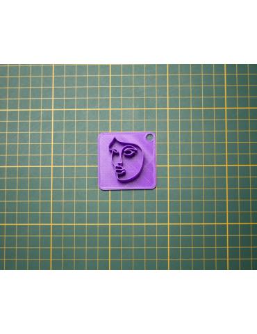 """Tampon 3D VISAGE """"N°1"""""""