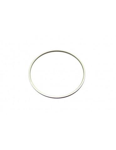 Cercle Métal Argent  40 mm...