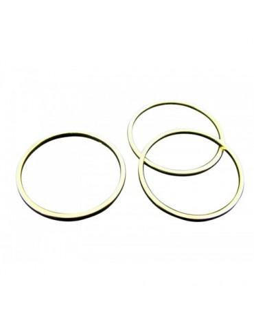 Cercle Métal Or 22 mm...