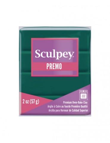 """Sculpey Premo  """"Forest Green"""""""