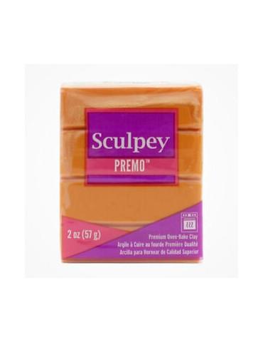 "Sculpey Premo  ""Orange brulée"""