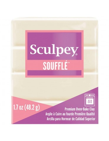 "Sculpey SOUFFLE ""IVOIRE"""