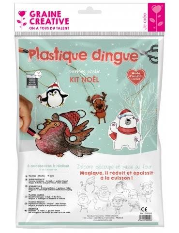 Plastique Dingue Graine...