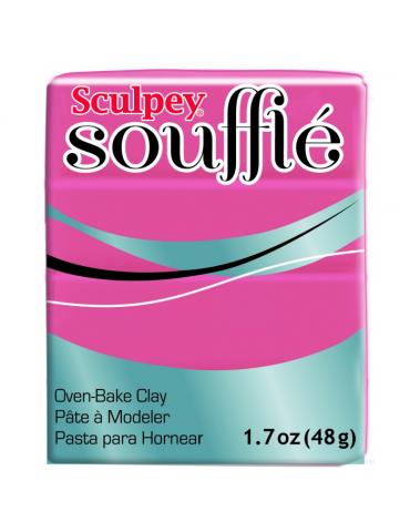 "sculpey SOUFFLE ""GUAVA"""