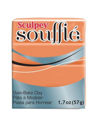 """sculpey SOUFFLE """"PUMPKIN"""""""