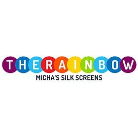 THERAINBOWsilkscreen