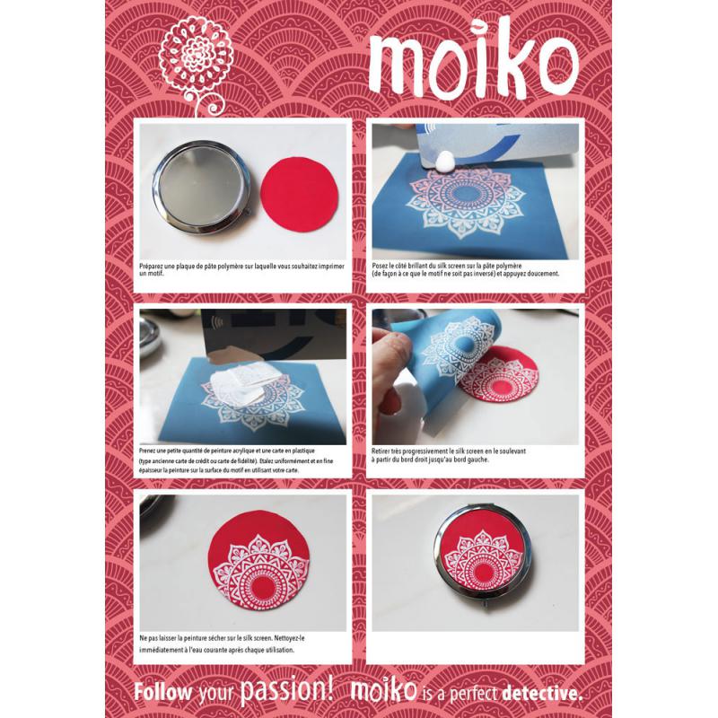 Moiko silkscreens