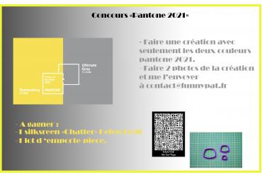 Concours Pantone 2021